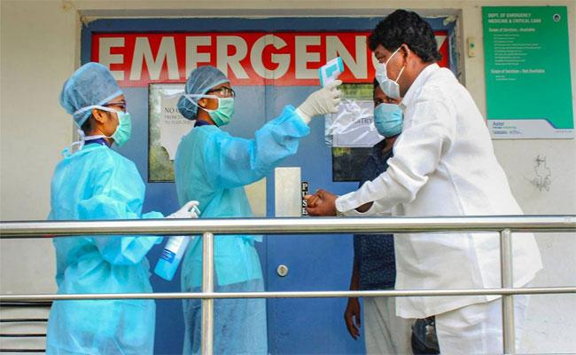 1478 Cornnavirus Cases Recorded In Telangana On Friday - Sakshi