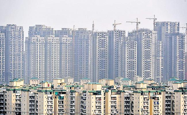 knight frank report on Housing Business India - Sakshi