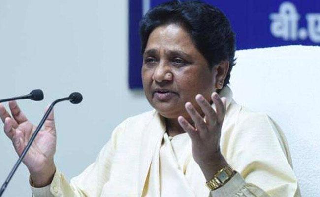 Mayawati Demands President Rule In Rajasthan Over Audio Tapes - Sakshi