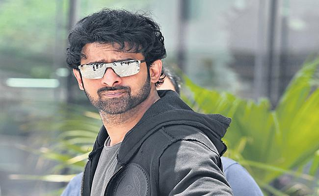 Prabhas crosses 16 million followers on Facebook - Sakshi