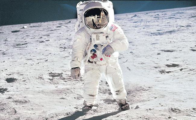 51 Years Completed To Landed On The Moon By Neil Armstrong Team By Apollo 11 - Sakshi