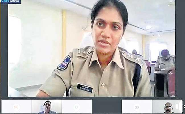 We Need To Look Into Children's Internet Activity In Women Safety Webinar - Sakshi