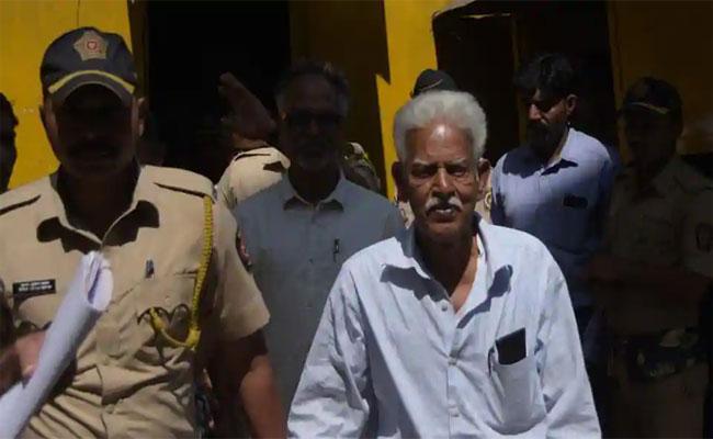 Varavara Rao Shifted To Nanavati Hospital - Sakshi