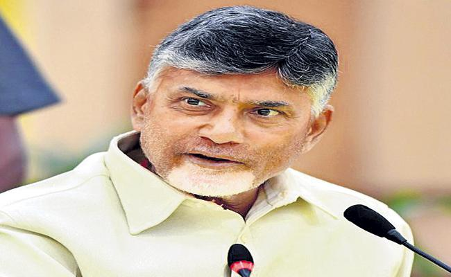 Chandrababu Is a Reason for Salary delay to employees - Sakshi