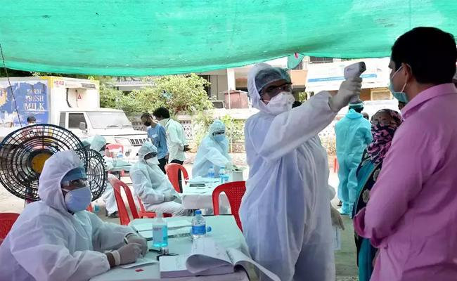 Coronavirus: India Recorded 4 Lakh Covid Cases In June - Sakshi