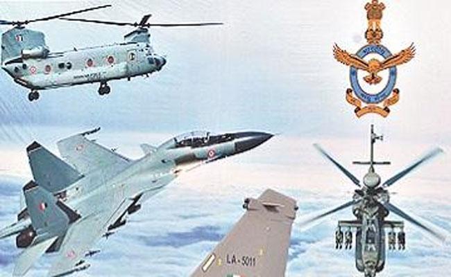 IAF top brass to discuss India-China border situation - Sakshi