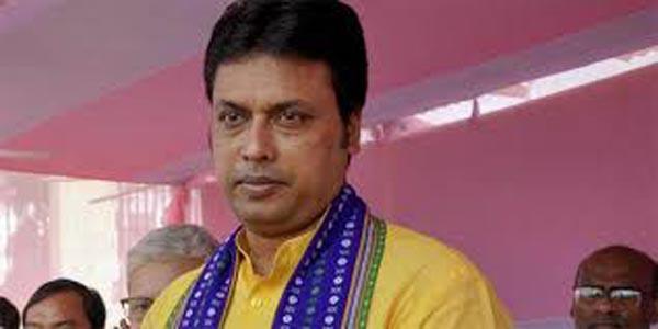 Biplab Deb Apologises Over Less Brainy Than Bengalis Remark - Sakshi