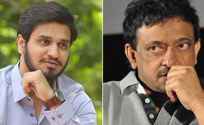 Nikhil Satirical Post On Ram Gopal Varma - Sakshi