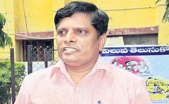 Tribute To Achyuta Rao Who Fought For Child Protection Rights By Venkataramana - Sakshi
