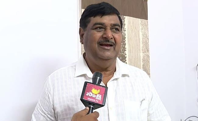 Sakshi Interview With Deputy CM Dharmana Krishna Das