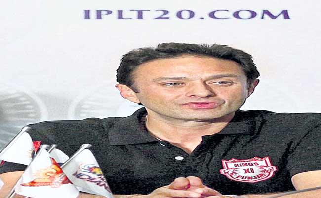 Kings XI Punjab Team Owner Ness Wadia Speaks About Safety Of Every Player - Sakshi