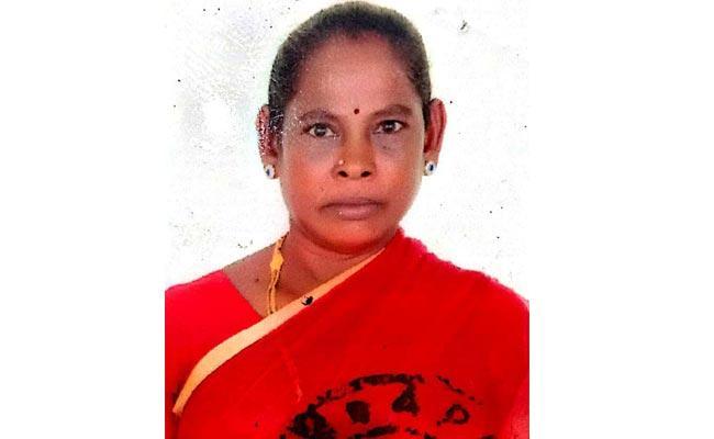 Son Assassition His Mother In Visakha District - Sakshi