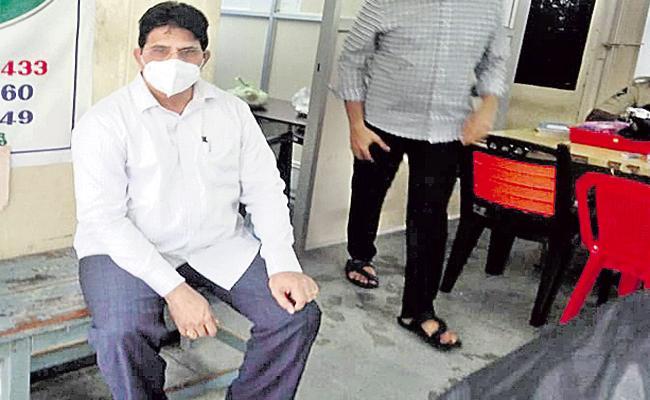 Police custody ended in Amaravati land irregularities case - Sakshi