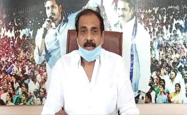 Kurasala Kannababu Comments East Godavari Mandapeta Today - Sakshi