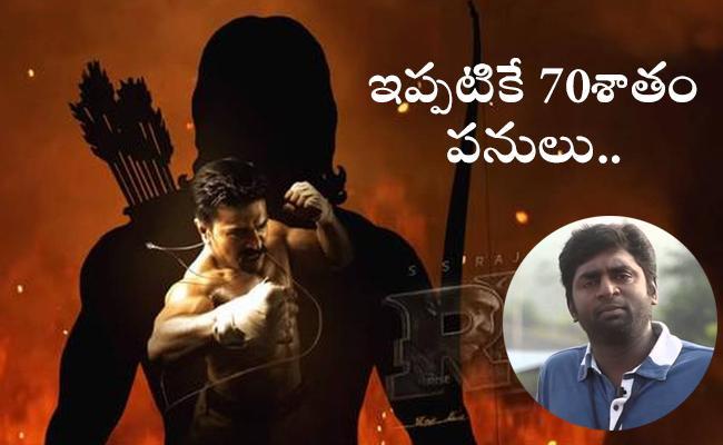 RRR Update: Senthil Kumar says Movie Release on Time - Sakshi
