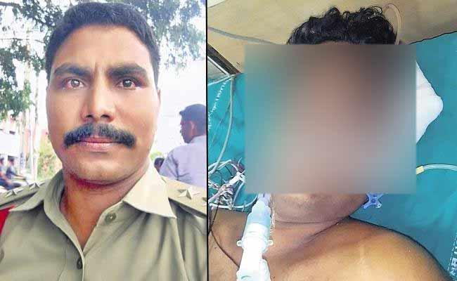 SI Vijay Kumar Has Been Suspended In Chirala Incident - Sakshi