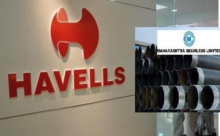 Maharashtra seamless -Havells India plunges on results - Sakshi