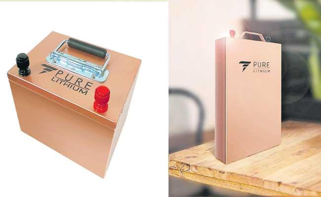 Lithium Batteries To Healthcare Tech Companies In Telangana - Sakshi