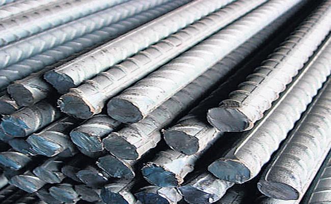Kadapa Steel Plant Works Speedup - Sakshi