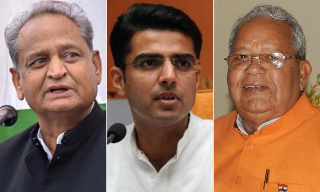 Team Gehlot Says It Is Our Right To Call Assembly   - Sakshi