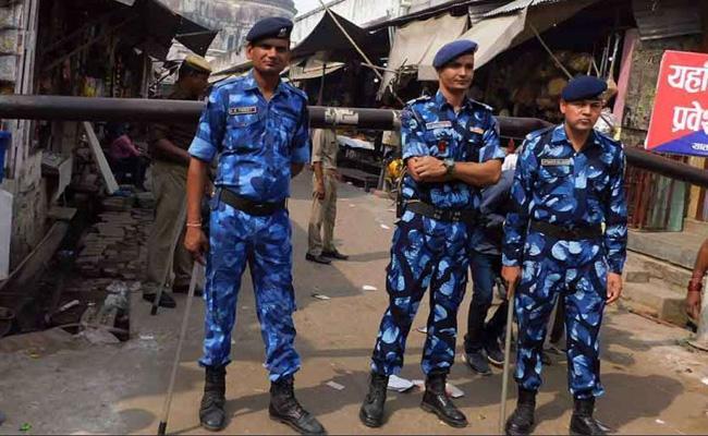 Intelligence Bureau Report ISI Plotting Terrorist Attack In Ayodhya - Sakshi