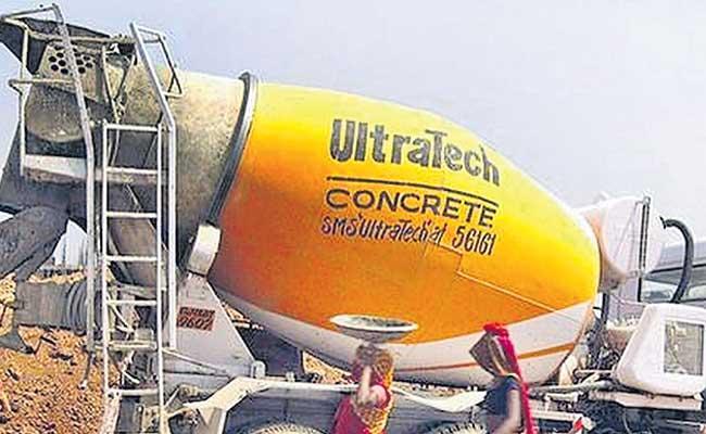 Rs 796 Crores Profit For Ultra Tech - Sakshi