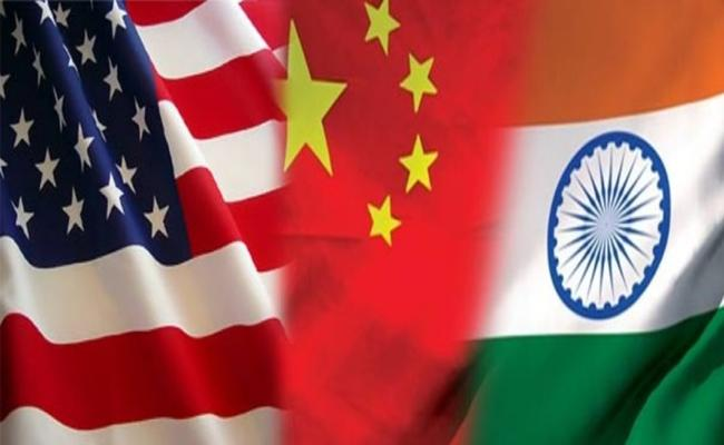 China try to alliance with India - Sakshi