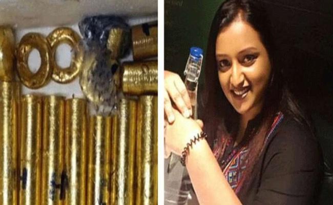 Tamil Nadu Agents Arrest in Kerala Gold Smuggling Case - Sakshi
