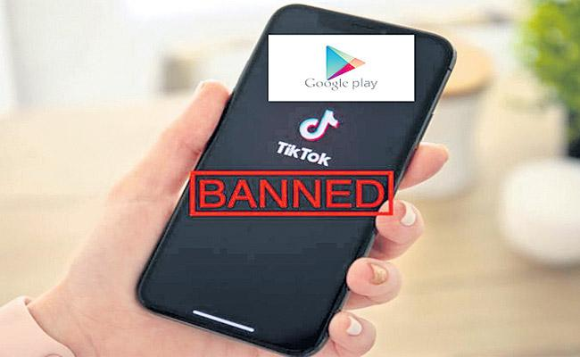 Chinese Apps Deleted From Google Play And Apps Store - Sakshi