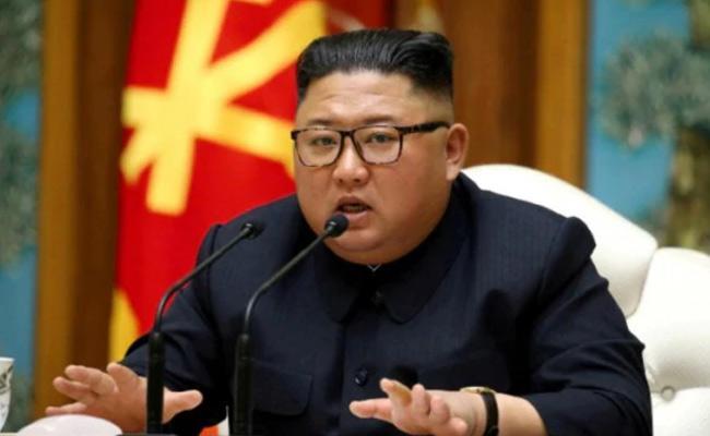 Kim Jong Un Says North Korea Prevented Coronavirus From Making Inroads - Sakshi