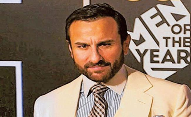 Saif Ali Khan: I Have Been A Victim Of Nepotism - Sakshi