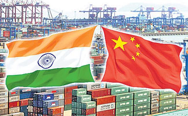 India Facing Trade Deficit Crisis  - Sakshi