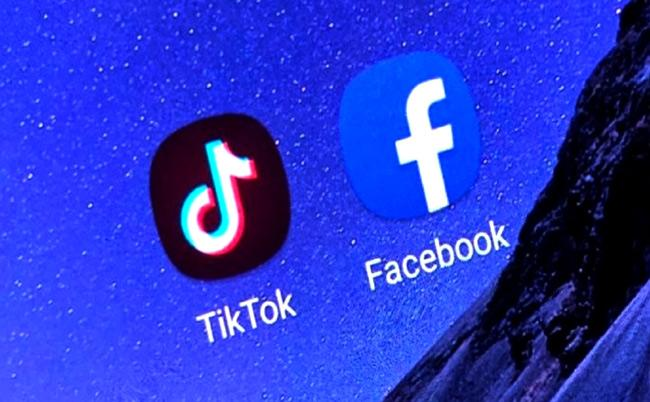 TikTok CEO Blasts Facebook On Patriotism Comments - Sakshi