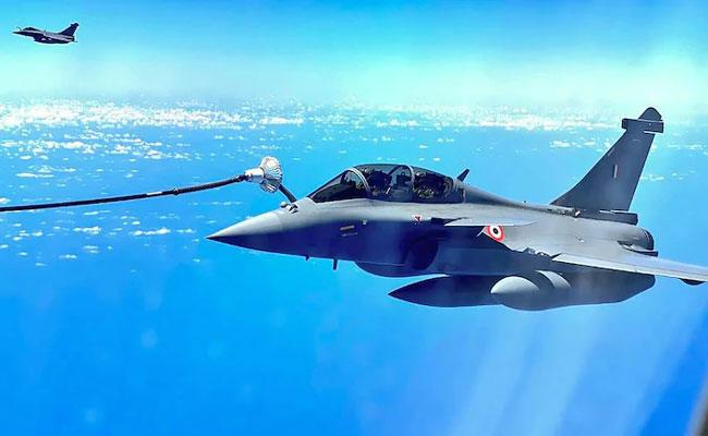 Retired Air Marshal Raghunath Nambiar lauds Rafale fighter jets - Sakshi