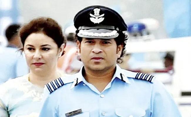 Sachin Tendulkar Congratulates Indian Air Force For Adding Rafale Jets - Sakshi