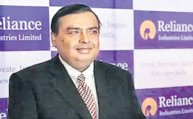 RIL Q1 Profit rises 31percent to Rs 13248 crore - Sakshi