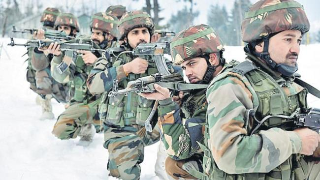 India to add 35000 troops along China border as tensions simmer - Sakshi