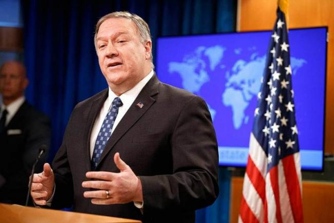 Mike Pompeo Says Chinese Claims In Bhutan Are Indicative Of Their Intentions - Sakshi