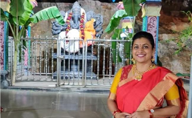 Celebrities Varalaxmi Vratham Celebration In Telugu sates - Sakshi