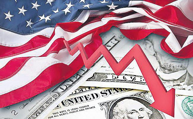 US GDP likely sank a record 35percent in the 2nd quarter - Sakshi