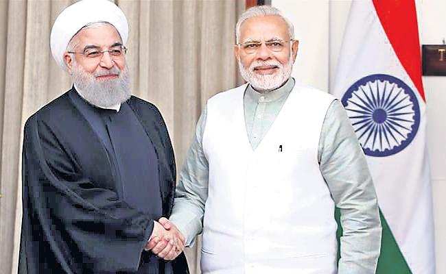 India Iran relations should continue - Sakshi