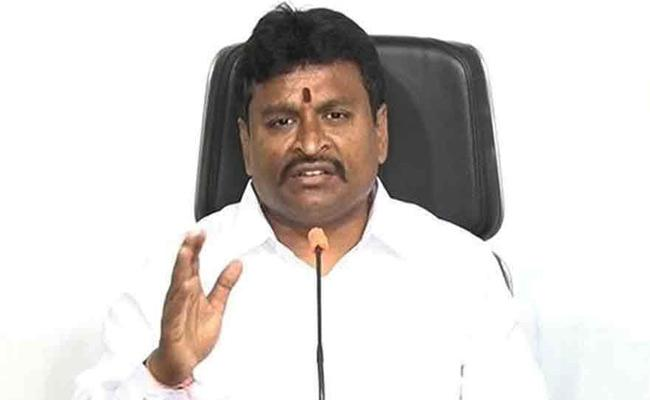 vellampalli Srinivas Comments About CRDA Bill In Vijayawada - Sakshi