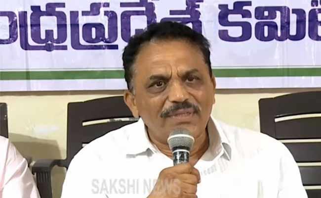 Vallamreddy Lakshman Reddy Comments On Kurichedu Issue - Sakshi