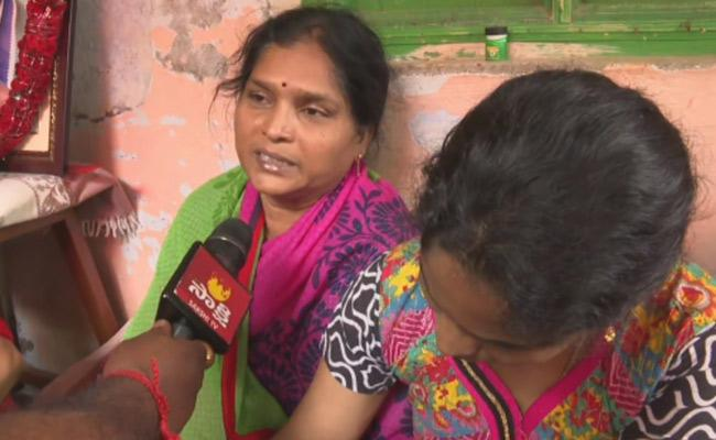Moka Bhaskar Rao Wife Venkateswaramma Comments On Kollu Ravindra - Sakshi