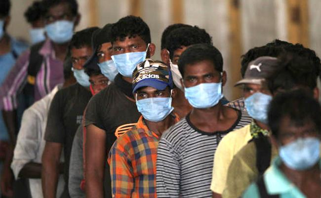 22,771 Coronavirus Cases In India With In 24 Hours - Sakshi
