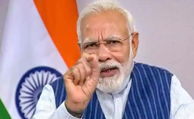 PM Narendra Modi launches Aatmanirbhar Bharat App Innovation Challenge - Sakshi