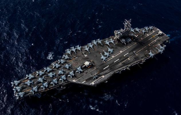 US to send warships and air craft carriers to south china sea - Sakshi