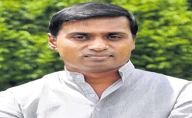 Mithun Reddy On Nirmala Sitharaman Comments about AP Power sector - Sakshi