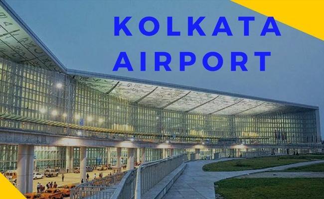 Domestic Flights Resumes At Kolkata Airport - Sakshi