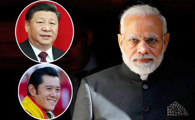 Border Dispute With Bhutan China Says In A Statement - Sakshi
